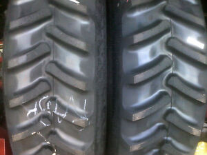 2 Firestone 15 5x38 8ply R1 Bar Lug Tubeless Farm Ag Tractor Tires Fit Oliver