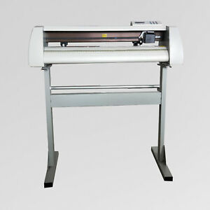 24 Cutting Plotter Vinyl Cutter Sign Making Machine Cutting Size 630mm Gjd 720