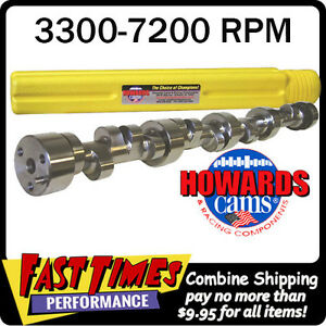 Howard S Bbc Big Chevy Solid Roller 287 293 680 703 108 Cam Camshaft