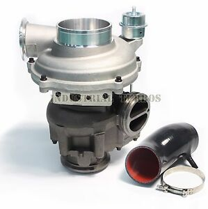 ford Powerstroke 7 3 Gtp38 Turbo With 4 Intake Pipe Anti Surge Housting