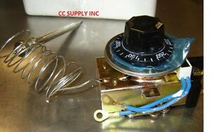 Sunny Buffet Table Thermostat Control steam Table Part