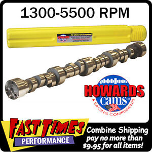 Howard S Sbc Small Chevy Retro Fit Hyd Roller 270 278 495 500 110 Cam Camshaft