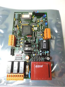 Millipore Milli q Uv Plus Water Purification System Control Board Pf0257