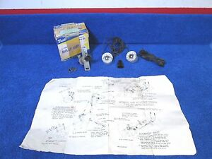 1953 54 Chevy Belair 150 210 With Powerglide Trans Backup Light Kit Nos 116