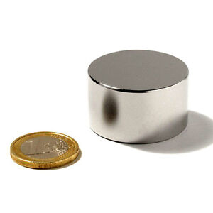 Lot Super Strong Round Disc Neodymium Magnets Diameter 45mm 50mm 55mm 60mm 70mm