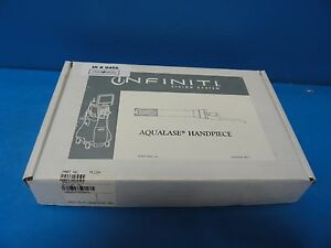 2008 Alcon 8065750193 Aqualase Phaco Handpiece For Infinity Vision System 9456