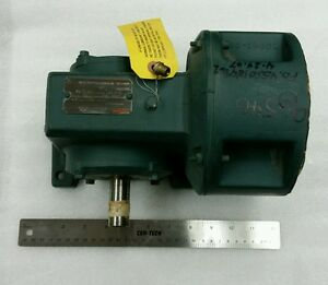 Dodge 5 1 Right Angle Gear Reducer 079165 14 pp