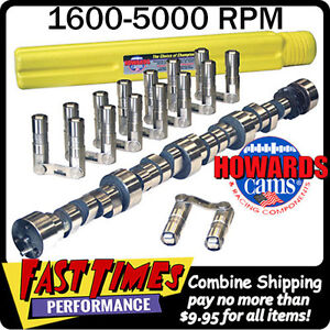 Howard S Bbc Chevy Retro Fit Roller 272 280 555 555 110 Cam Camshaft Lifters