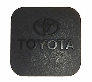 Genuine Toyota Oem Trailer Hitch Receiver Cover Tube Protector Plug Pt22835960hp