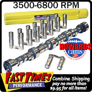 Howard S Bbc Chevy Retro Fit Roller 304 308 612 612 110 Cam Camshaft Lifters