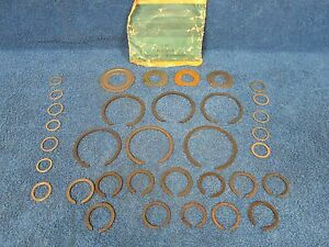1956 65 Ford Borg Transmission Small Parts Repair Kit Nos Ford 216