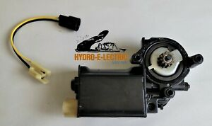 1959 1979 Cadillac Window Motor Driver Side Brand New With Gears