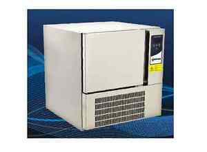 Omcan Bc it 0103 24 Stainless Steel 3 tray Blast Chiller Freezer Made In Italy