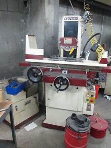 Chevalier Fsg 618m Manual Surface Grinder W recirculating Coolant Pump