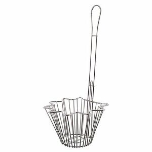 Round Fry Basket For Taco Salad Bowl deep Fryers