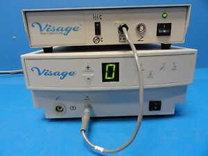 Arthrocare 03940 Visage Cosmetic Surgery System 5000 W Flow Control Unit 9028