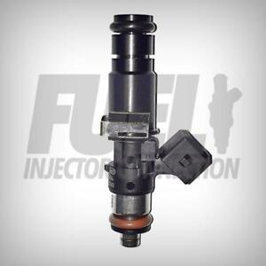 Fic Asnu 1650cc All Fuel Performance Injector Set For Ls1 Ls6