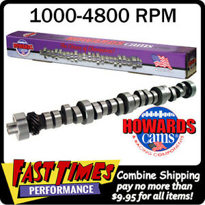 Howard S Ford 351w Retro Fit Hyd Roller 266 270 517 528 110 Cam Camshaft