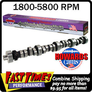 Howard S Ford 351w Retro Fit Hyd Roller 272 272 544 544 110 Cam Camshaft