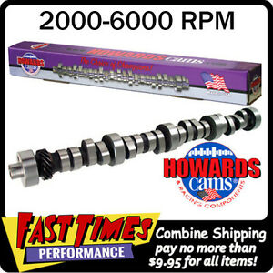 Howard S Ford 351w Retro Fit Hyd Roller 272 278 544 533 112 Cam Camshaft