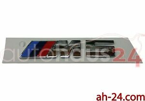 Bmw 51138059945 Oem F10 5 Series 2014 M5 Grill Emblem Badge W Out Housing New