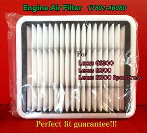 Af5278 Engine Air Filter For Lexus Gs300 Is300 Is300 Sportcross Ca8613 46465