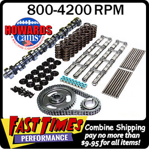 Howard S Ford 351w 260 266 480 496 112 Retro Fit Hyd Roller Cam Camshaft Kit