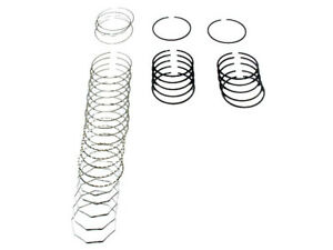 Engine Piston Ring Set Deves New 2280 For Mercedes Benz 190e 1987 1993