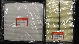 2013 2014 2015 2016 Acura Rdx Air Engine And Ac Cabin Filter Kit New Oem