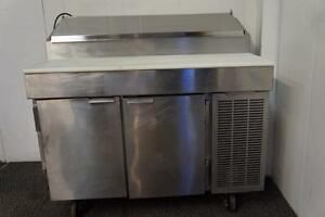 Traulsen 48 Sandwich Or Pizza Prep Table Spec Line Series Over 5400 New