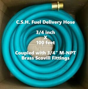 Gates 500mp Air Drill Hose 1 1 2 x100ft 500 Psi Yellow Msha Flame Resistant