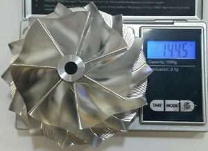 Holset Turbo He351cw He351ve He300vg Hx40 67mm Billet Compressor Wheel Upgrade