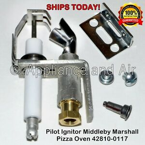 Pilot Ignitor Middleby Marshall Pizza Oven 42810 0117 27363 0002 Ships Today