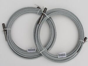 1 Set Of 2 Rotary Lift Spo12 Equalizer Cable n39 Brand New Fits Spo12 10