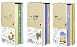 New Tombow Irojiten No 1 2 3 Full Volume 90 Colored Pencils Dictionary Japan