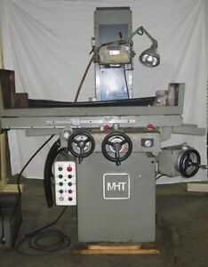Mitsui Surface Grinder Msg 250h 2ah Automatic 6 X 18 Reduced