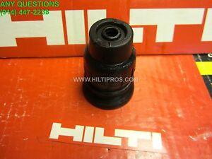 Hilti Chuck plus Te 5 Te 6 Preowned Mint Condition L k Fast Shipping