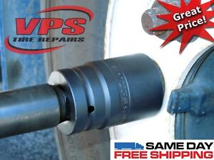 Best Quality On Market 3 4 Drive Deep 6 Point Impact Socket 33mm Forged Steel