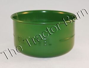 Air Cleaner Cup Oil Bowl Universal John Deere Ford Case Mf Oliver 320 330 M B