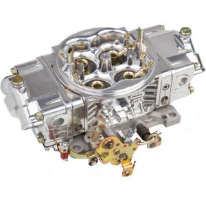 Holley 0 82851sa Aluminum Street Hp Carburetor 850 Cfm
