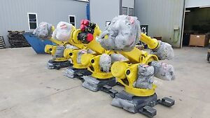 1 Fanuc Robot S 430if W R j3 Controller no Reserve have 2 Total Available