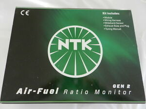 New Ngk Ntk 90067 Afx Gen 2 Air Fuel Ratio Wide Band Monitor Kit