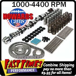 Howard S Sbc 305 350 Chevy 262 268 465 470 110 Hyd Roller Camshaft Cam Kit