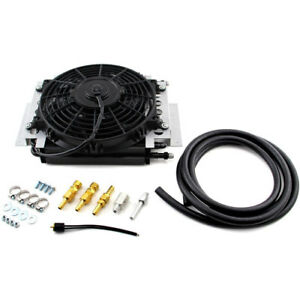 Speedmaster Pce187 1001 Dual Pass Transmission Oil Cooler Fan Kit