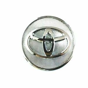 4 Pcs Toyota Wheel Center Cap Chrome 57 Mm 2 25 Corolla Yaris Prius