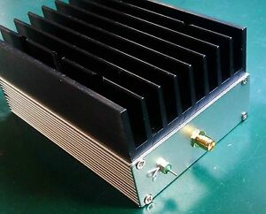 100khz 30mhz 47db 5w Ultra Wideband Linear Rf Power Amplifier