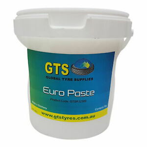 Premium Tyre Mounting Paste Bead Lube Euro Tire Wax 1l Made In Germany