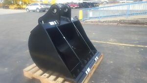 New 48 Ditch Bucket For A John Deere 160 With Pins