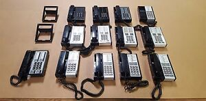 Lot Of 13 At t Merlin Business Phone In Good Condtion