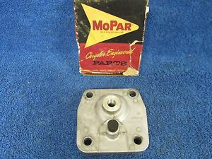 1955 1956 Chrysler Dodge Plymouth Steering Box Sector Shaft Cover Nos 416